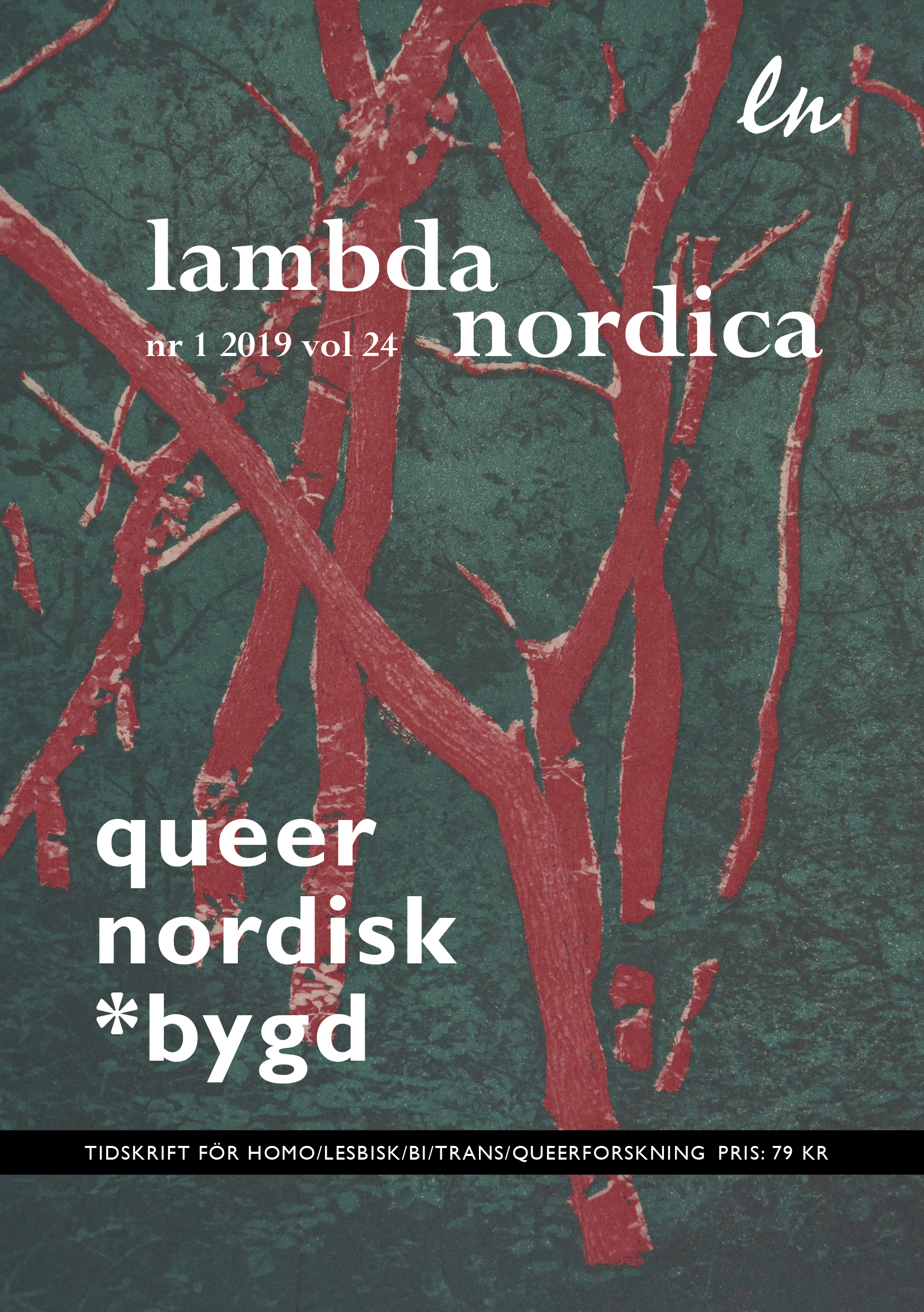"CFP: ""Nordic Queer Cinema and Media"", special issue of ""lambda nordica""."